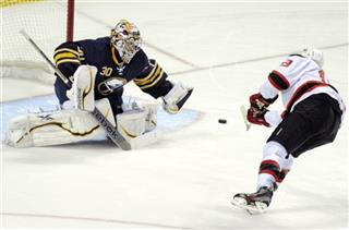 Ryan Miller, Travis Zajac