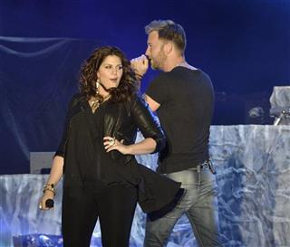 Hillary Scott, Charles Kelley