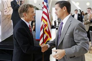 Rand Paul, Ralph Reed