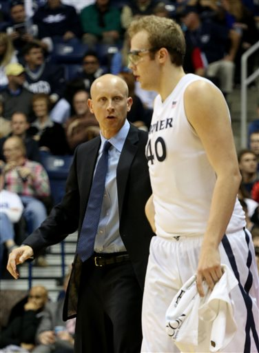 Chris Mack, Matt Stainbrook