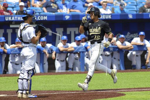 NCAA 2019: Vanderbilt vs. Kentucky MAY 17
