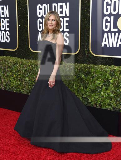 APTOPIX 77th Annual Golden Globe Awards - Arrivals