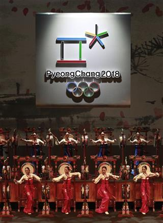 South Korea Pyeongchang Olympic