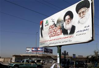 Mideast Iraq Iranian Influence