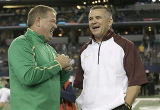 Brian Kelly, Todd Graham