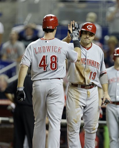 Ryan Ludwick, Joey Votto