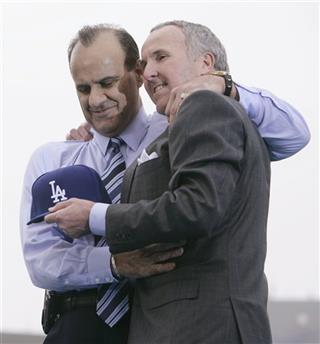 Joe Torre, Frank McCourt