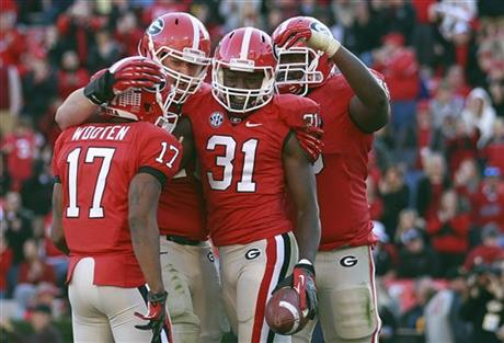Rantavious Wooten, Chris Conley, JohnTheus, Mark Beard