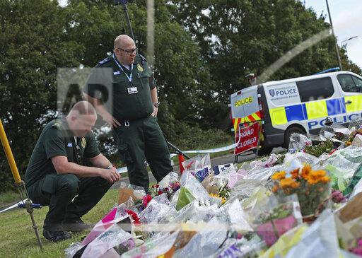 Police officer killed in Sulhamstead