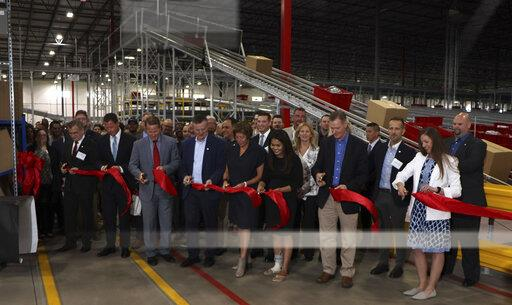 Macy's Backstage Distribution Center Grand Opening