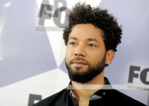 Jussie Smollett pleads not guilty to new charges - 2/24/20