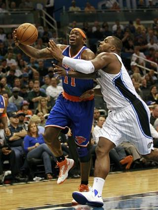 Ronnie Brewer, Glen Davis
