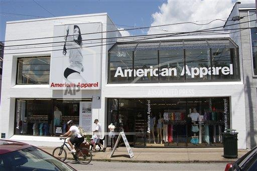 American Apparel Deal