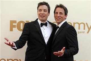 Jimmy Fallon, Seth Meyers