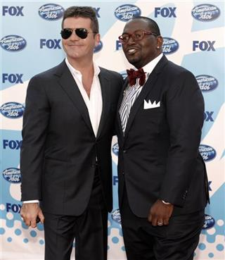 Simon Cowell, Randy Jackson