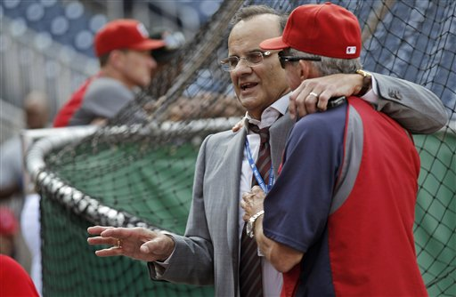 Joe Torre, Davey Johnson