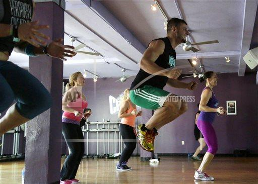 Fitness Breaking the Workout Rut