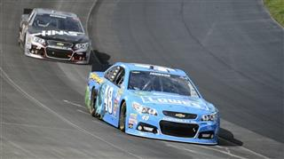 Jimmie Johnson, Ryan Newman