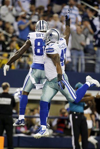 Dez Bryant, Lawrence Vickers