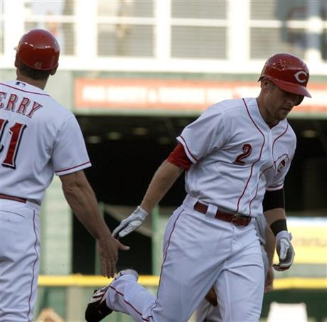 Zack Cozart Mark Berry