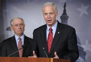 Jeff Sessions, Ron Johnson