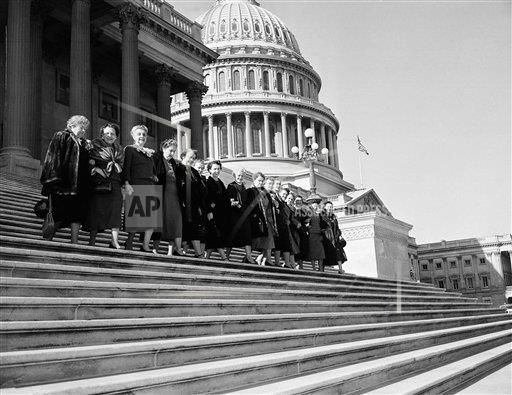 Watchf Associated Press Domestic News  Dist. of Col United States APHS201004 Women    Congress    US