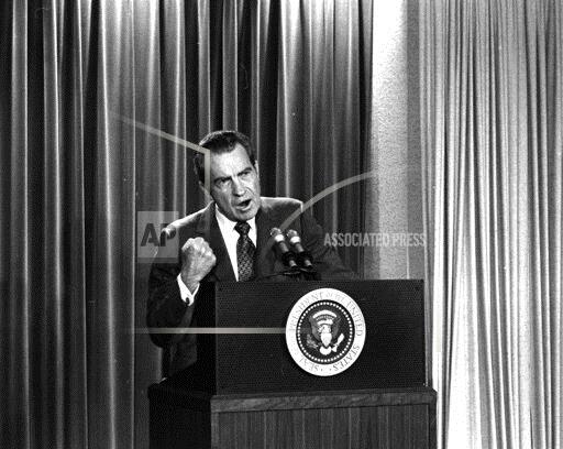 Associated Press Domestic News Dist. of Columbia United States NIXON WATERGATE