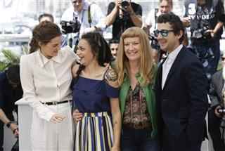 France Cannes American Honey Photo Call