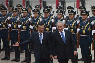 Li Keqiang, Benjamin Netanyahu