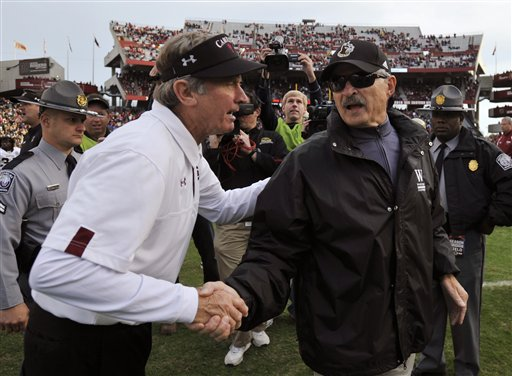 Steve Spurrier, Mike Ayers