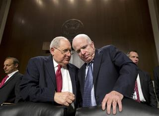 Carl Levin, John McCain
