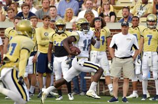 Georgia Tech Quarterbacks Football