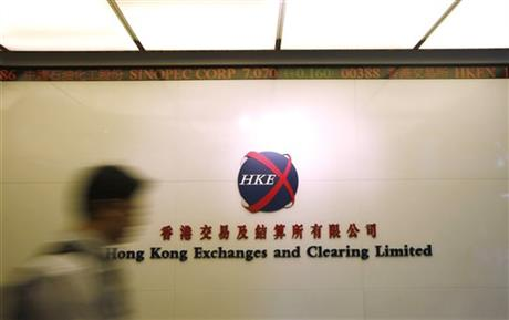 Hong Kong Stock Exchange LME