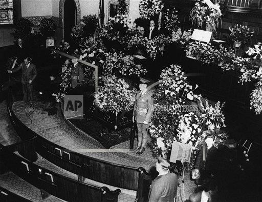 Watchf AP A  MA USA APHS413162 Calvin Coolidge funeral