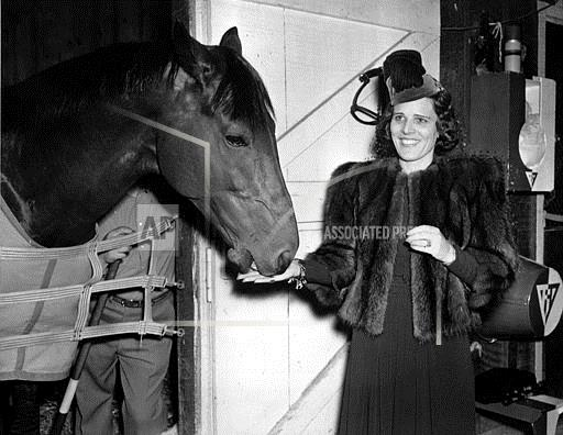 Associated Press Sports Maryland United States Racing (animals) SEABISCUIT OWNER HOWARD