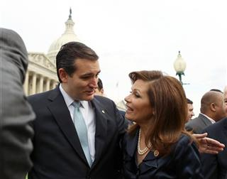 Michelle Bachmann, Ted Cruz