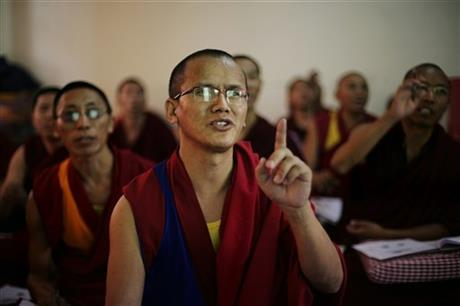 India Tibet Monastic Science