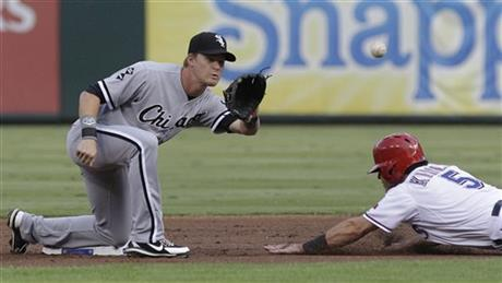 Ian Kinsler, Gordon Beckham 