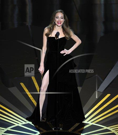 APTOPIX 84th Academy Awards Show