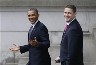 Barack Obama, Dan Pfeiffer