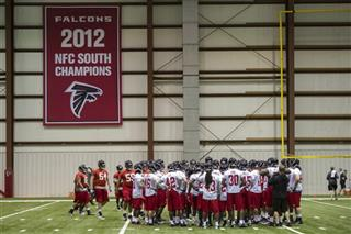 Falcons Rookies Football