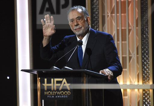 23rd Annual Hollywood Film Awards - Show