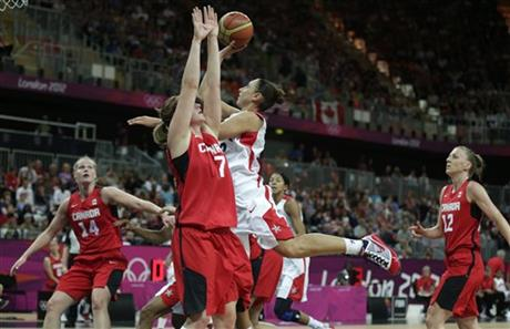 Diana Taurasi, Courtnay Pilypaitis