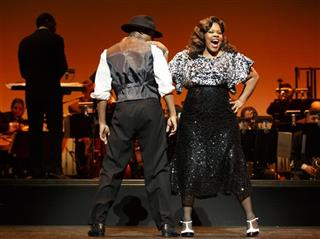 Theater Review Cotton Club Parade