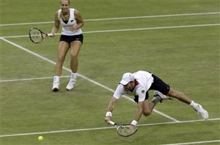 Christopher Kas, Sabine Lisicki
