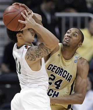 ACC Georgia Tech Miami Basketball