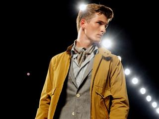 APTOPIX Fashion Billy Reid Spring 2013