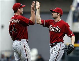 Paul Goldschmidt, A.J. Pollock