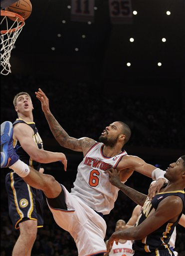 Tyson Chandler, Paul George
