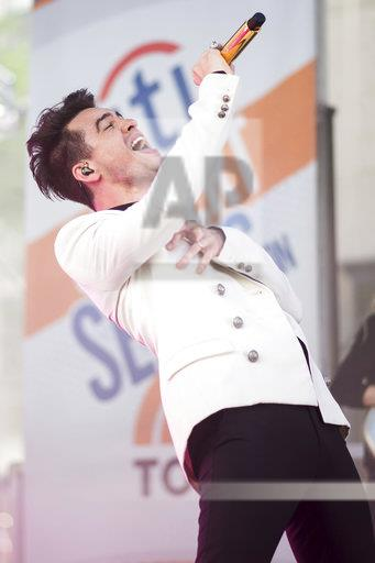 Music Panic at the Disco Today Show